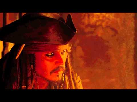 Jack Sparrow & His Dad Drink Together | Pirates of the Caribbean: On Stranger Tides [HD]