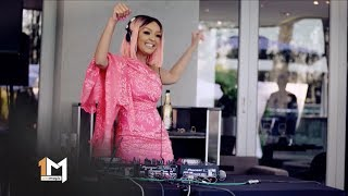 Pinky Girl Plays Her First Set – Being Bonang | 1 Magic