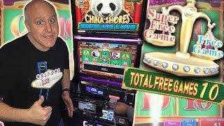 ☯️SUPER FREE GAMES! ☯️China Sh๐res Bonus Pays BIG! 💸| The Big Jackpot