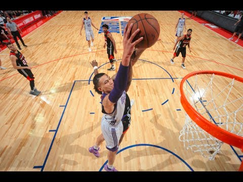 Best of MGM Resorts NBA Summer League Championship Most Valuable Player Kyle Kuzma