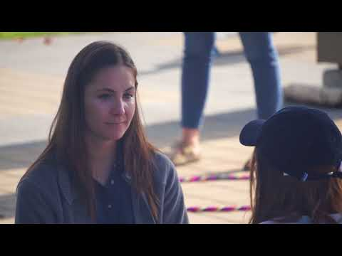 Vancouver Island University International - WorldVIU - Eye Contact Experiment, 2017