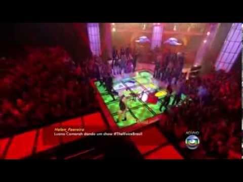 Luana Camarah - Resumo dos melhores momentos no The Voice