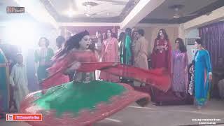We phar meri baan beautiful song with beautiful Dance mehak maik group