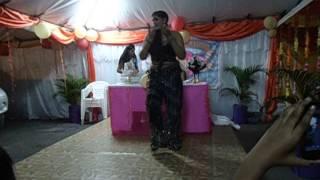 Alisha Anjani Singh wedding dance performance ~27/04/14