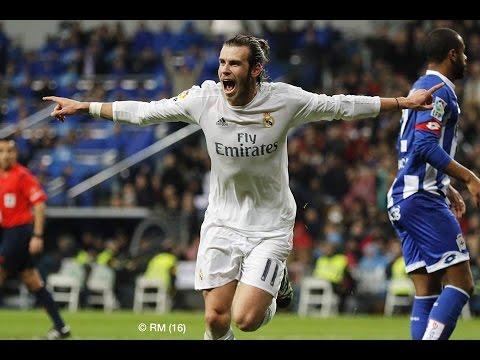ملخص مبارة ريال مدريد و ديبرتيفو لاكورونيا 05 [[201619