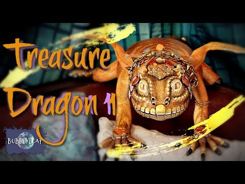 Treasure Dragon Part 1 || Art Doll Tutorial thumbnail