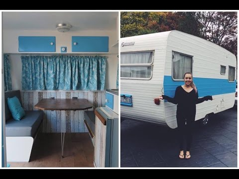 Franklin Vintage Caravan Renovation