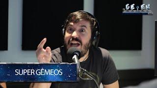 OS PODERES DOS SUPER GÊMEOS! - GEEK MIX com Mundo Gonzo Pt.1