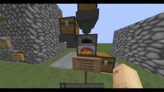 Minecraft: İcatlar - Bölüm 1 - Otomatik Fırın ve Kapı
