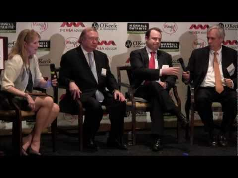 2012 M&A Advisor Distressed Investing Summit -- Best Practices of The Best Dealmakers