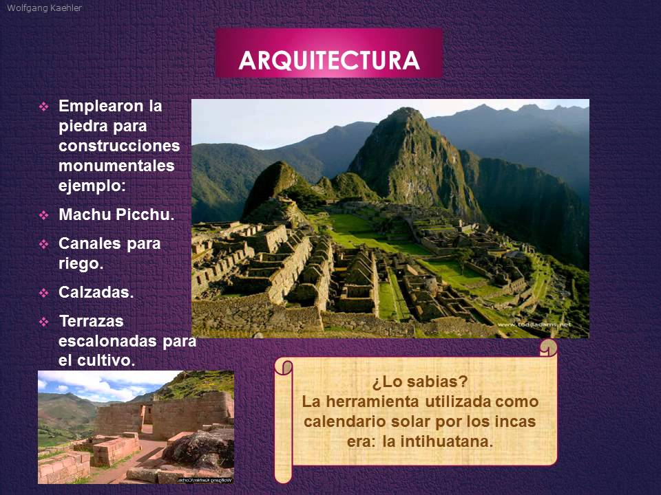 Tes6 Trabajo8 Laasr Civilización Inca