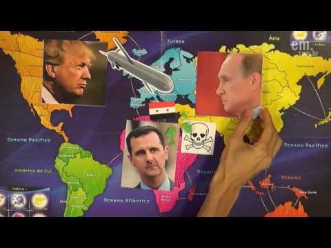 O que está em jogo na Guerra da Síria?