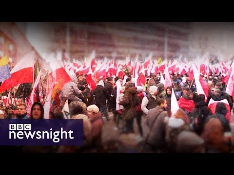 Poland: Europe's problem child? - BBC Newsnight