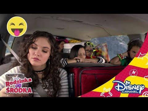 Rodzinka od środka - Aqua park! Oglądaj w Disney Channel!