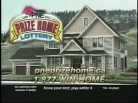 PNE 2010 Prize Home Lottery Commercial