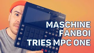 MPC One Making A Beat From Scratch