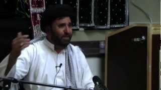 Majalis Shahadat Imam Ali a.s.  (18 Ramzan) August 07, 2012 Aza e Hussain Centre Gr.Vancouver