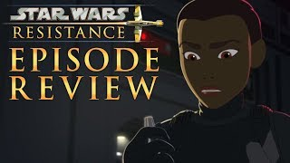 Star Wars Resistance Season 2 Premiere - Into the Unknown Episode Review