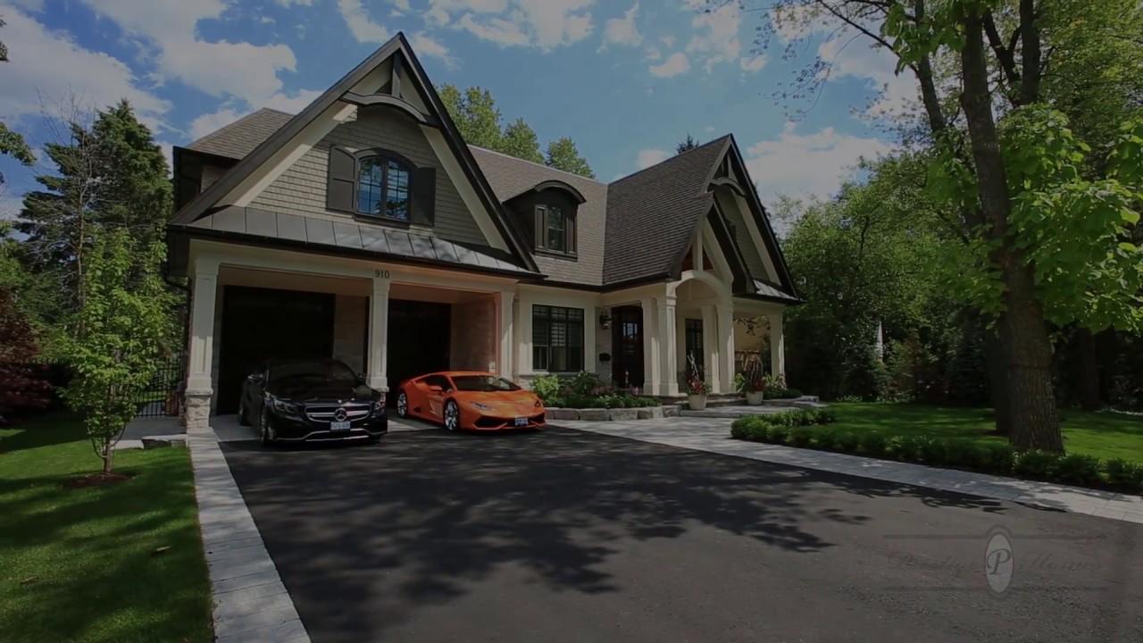 Prestige Homes Dream Home Mississauga Youtube