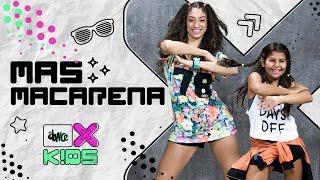 Más Macarena - Gente de Zona ft. Los Del Rio - Coreografia | FitDance XKids