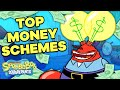 Mr. Krabs' Top Money Making Schemes! 🤑 SpongeBob