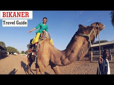 Bikaner - Rajasthan Travel Guide   Things to Do