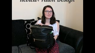 Fawn Design Changing Bag Review/What's In My Bag For A Toddler - Wigan Mum
