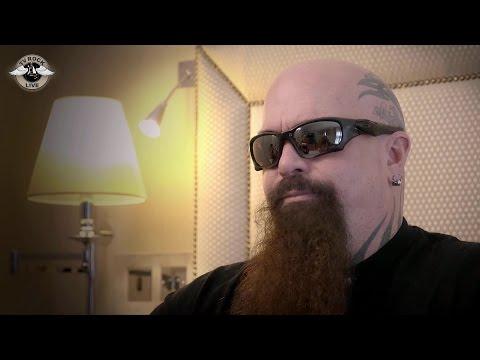 Slayer - Interview Kerry King - Paris 2015 [HD] - TV Rock Live