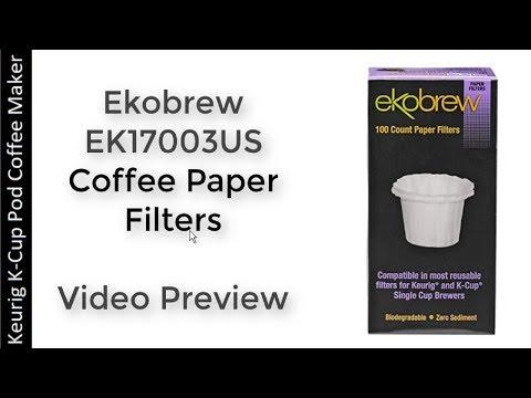 Ekobrew EK17003US Coffee