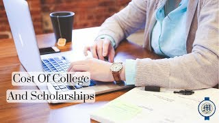 Future Costs of College, Earning Scholarships & Merit | Catherine Marrs