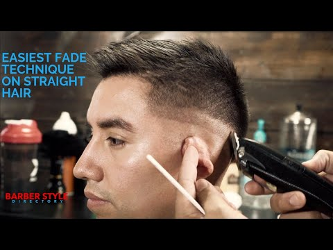 EASIEST FADE TECHNIQUE IN 5 STEPS!!