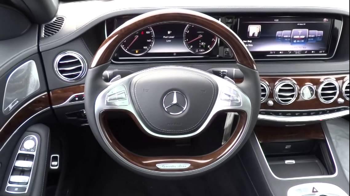 2015 Mercedes Benz S Class Pleasanton Walnut Creek