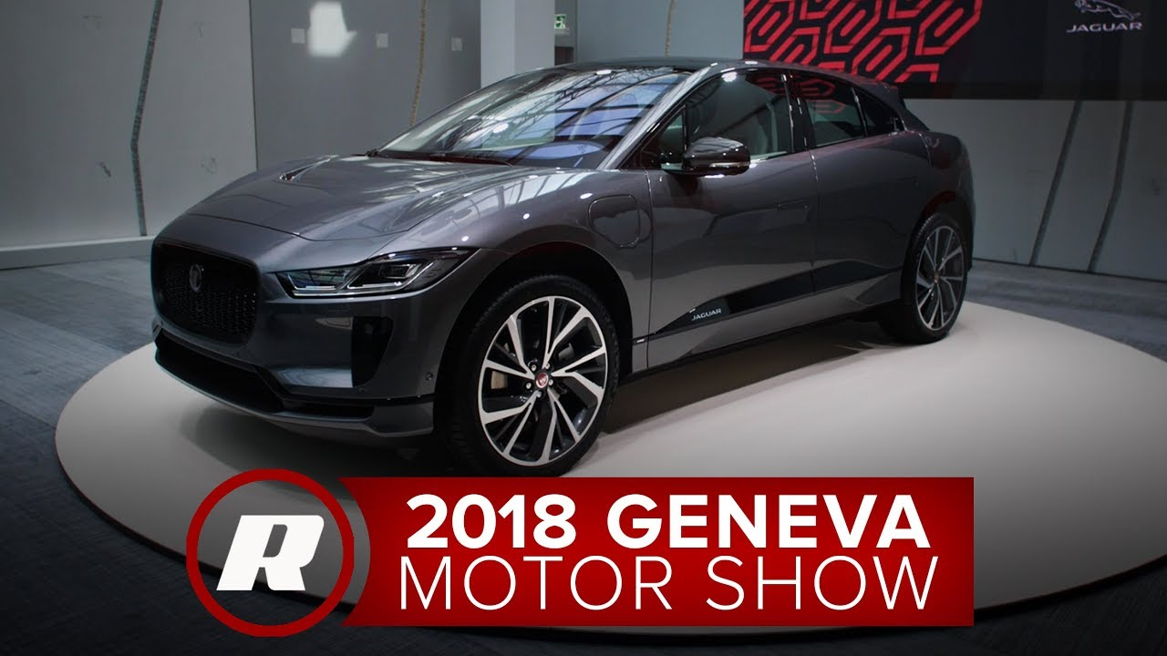 A Quick Spin In The 2019 Jaguar I Pace Electric Suv 2018 Geneva