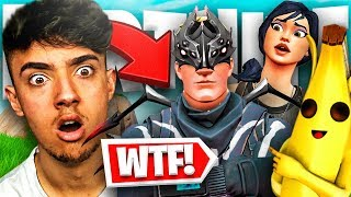 FORTNITE'S MOST RANDOM SKIN! - Agustin51