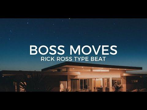 "Rick Ross Nipsey Hussle type beat ""Boss moves"" || Free Type Beat 2019"