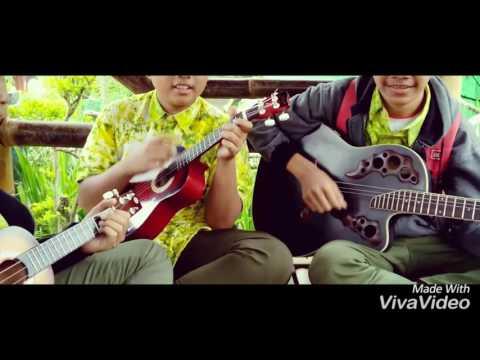 Kolaborasi kentrung,ukulele,akustik guitar