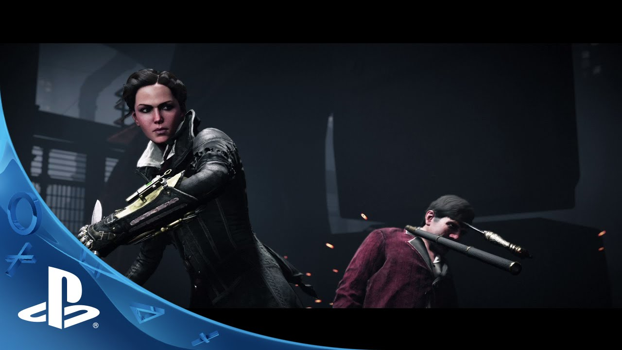 Assassin S Creed Syndicate Evie Frye Trailer Ps4 Youtube