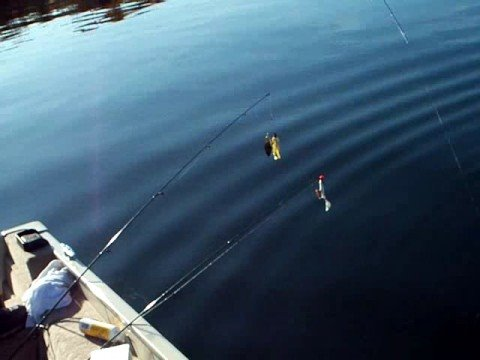 Fishing At Round Lake Oct 2008 (SF)