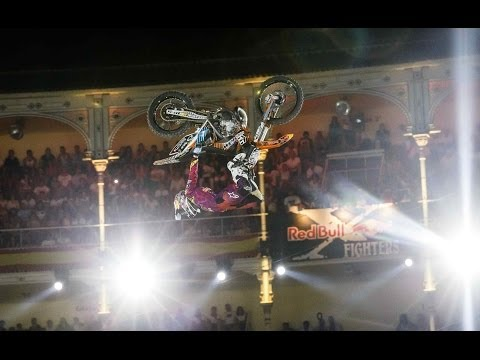 Best Moments From Red Bull X-Fighters Madrid 2014