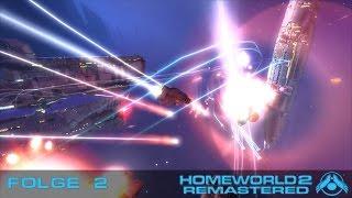Rettung der Crew   Folge 2   Homeworld 2 Remastered   Let´s Play