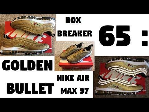 Bb Golden Bullet Nike Air Max