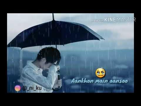 Akho me Asu😂 Leke Hoto Se Muskura😀watsaap stu..