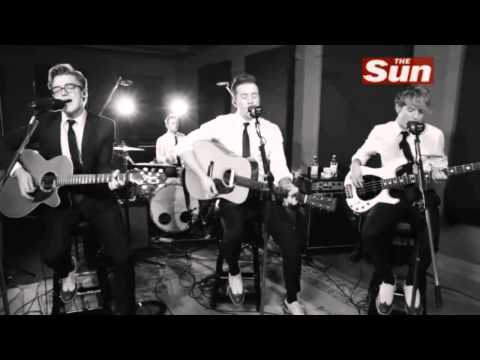 McFly Obviously & All About You Performance - Biz Session [HQ]