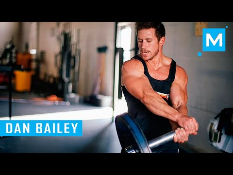 Dan Bailey Crossfit Workouts (Part 2) | Muscle Madness