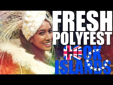 Fresh Episode 22 - Polyfest Cook Islands: Miss South Pacific Teuira Napa