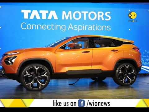 Auto Expo Direct: Tata motors present two concept cars at Auto expo 2018