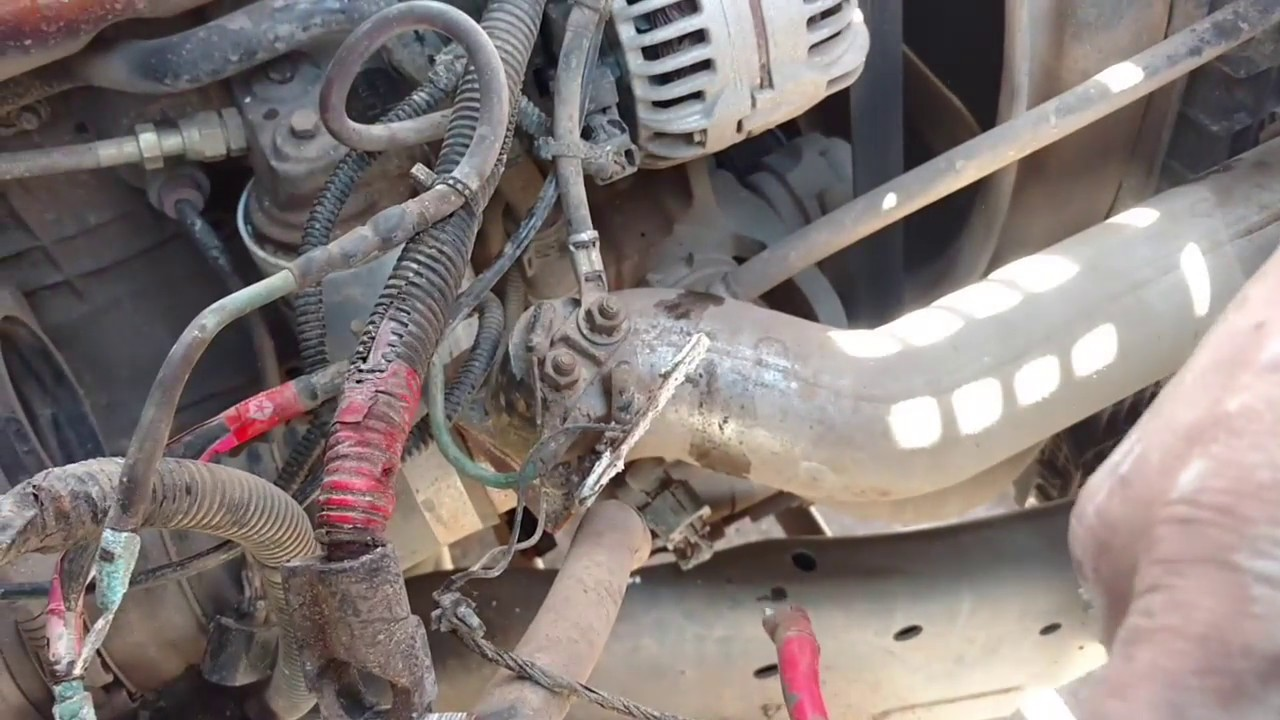 small resolution of dodge cummins a c youtubedodge cummins a c st youtube 2001 dodge ram 2500 engine diagram wiring