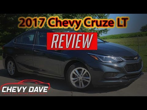 2017 Chevy Cruze LT Review - Chevrolet Cruze
