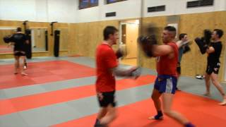 """""""Der härteste Kampfsport der Welt"""" -- Thaiboxen im Allgäu"""
