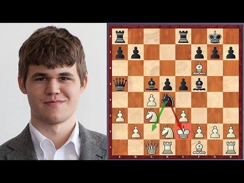 Carlsen Wins 2017 Chess.com Isle Of Man International